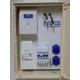 Pack Coffret chantier ENEDIS monophasé 3/6/9kvA - 2 prises16A+T