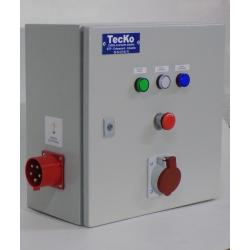 Coffret Inverseur de sources groupe électrogène ATS 16