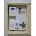 Coffret de chantier 3/6/9 kw bornier IP2X
