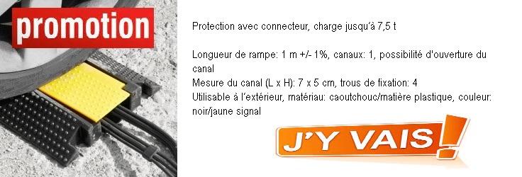 Protection de câble